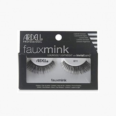 FAUX CILS FAUX MINK 811 ARDELL - 811 MINK FAKE EYELASHES ARDELL