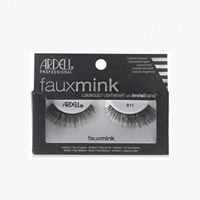 FAUX CILS FAUX MINK 811 - Mix Beauty : Expert de la beauté noire et métisse et aussi pour cheveux afro, crépus, frisés, bouclés