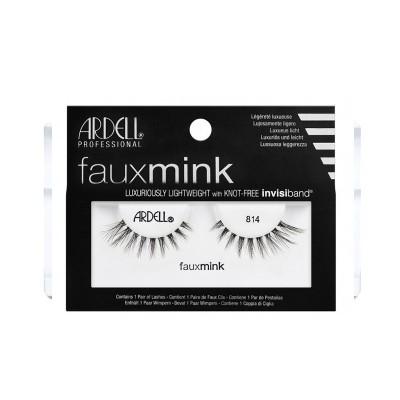 FAUX CILS FAUX MINK 814 - Mix Beauty : Expert de la beauté noire et métisse et aussi pour cheveux afro, crépus, frisés, bouclés