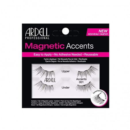 FAUX CILS MAGNETIQUES ACCENTS LASH NATURAL 001 – MAGNETIC LASH NATURAL ACCENTS 001 FAKE EYELASHES