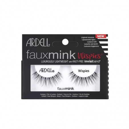 FAUX CILS FAUX MINK WISPIES ARDELL - MINK FAKE EYELASHES ARDELL