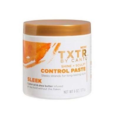 POMMADE COIFFANTE – CONTROL PASTE |TXTR - Mix Beauty : Expert de la beauté noire et métisse et aussi pour cheveux afro, crépus, frisés, bouclés