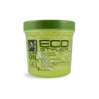GEL HUILE D'OLIVE - OLIVE OIL GEL - Mix Beauty : Expert de la beauté noire et métisse et aussi pour cheveux afro, crépus, frisés, bouclés