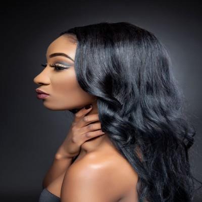 MÈCHES TISSAGE CHEVEUX LISSES 100% NATURELS REMY HAIR COULEUR 2 - Mix Beauty : Expert de la beauté noire et métisse et aussi pour cheveux afro, crépus, frisés, bouclés