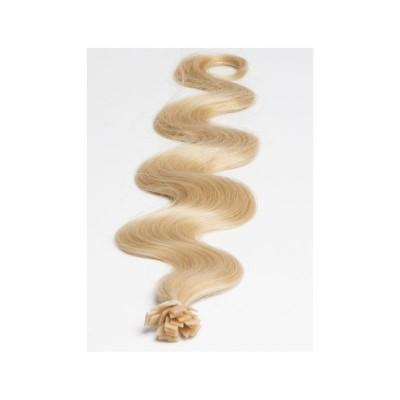 EXTENSIONS KÉRATINE ONDULÉES 100% CHEVEUX NATURELS (REMY HAIR) - Mix Beauty : Expert de la beauté noire et métisse et aussi pour cheveux afro, crépus, frisés, bouclés