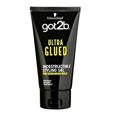 GOT2B ULTRA GLUED INDESTRUCTIBLE - Mix Beauty : Expert de la beauté noire et métisse et aussi pour cheveux afro, crépus, frisés, bouclés