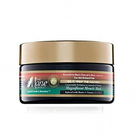 "MASQUE MIRACULEUX -  DO IT ""FRO"" MAGNIFICENT MIRACLE MASK"