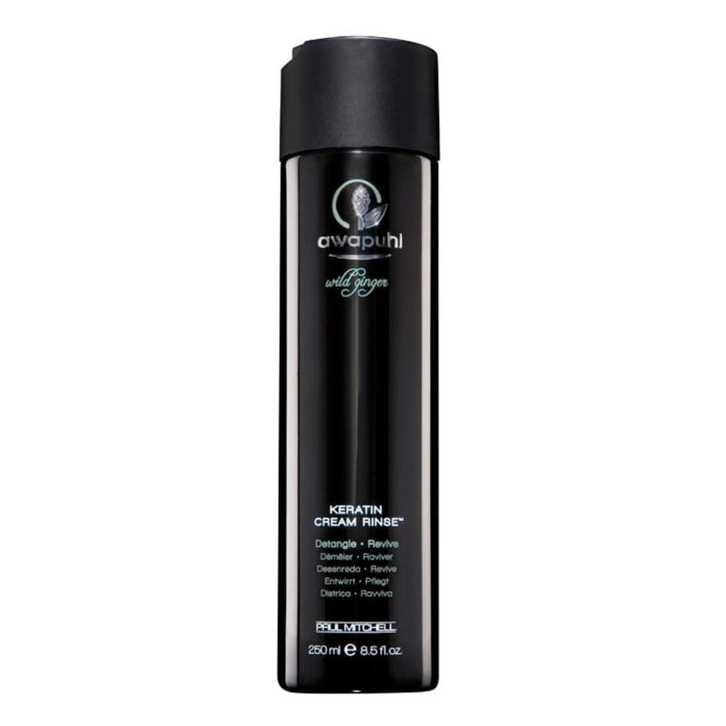 Cheveux Crépus : comment faire un lissage brésilien ? L'après-shampoing hydratant