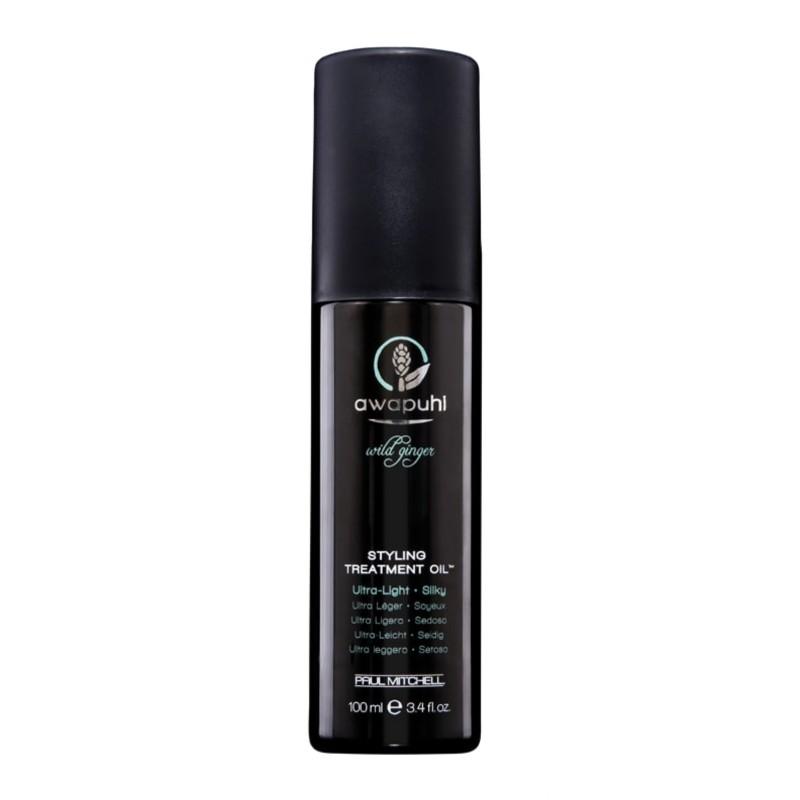 Cheveux Crépus : comment faire un lissage brésilien ? L'huile de soin coiffant à la kératine & au gingembre sauvage
