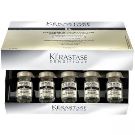 cure densifique kerastase 30x6ml