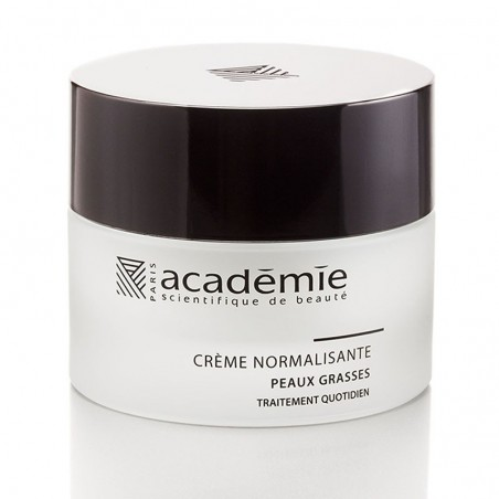 CREME NORMALISANTE    ACADÉMIE SCIENTIFIQUE DE BEAUTÉ