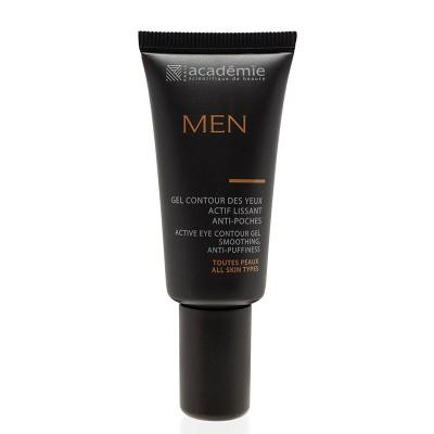 GEL CONTOUR DES YEUX |MEN - Mix Beauty : Expert de la beauté noire et métisse et aussi pour cheveux afro, crépus, frisés, bouclés