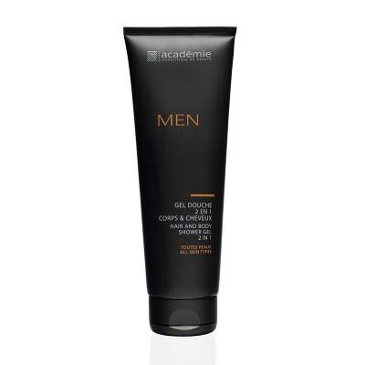 GEL DOUCHE 2EN1 CORPS ET CHEVEUX |MEN - Mix Beauty : Expert de la beauté noire et métisse et aussi pour cheveux afro, crépus, frisés, bouclés