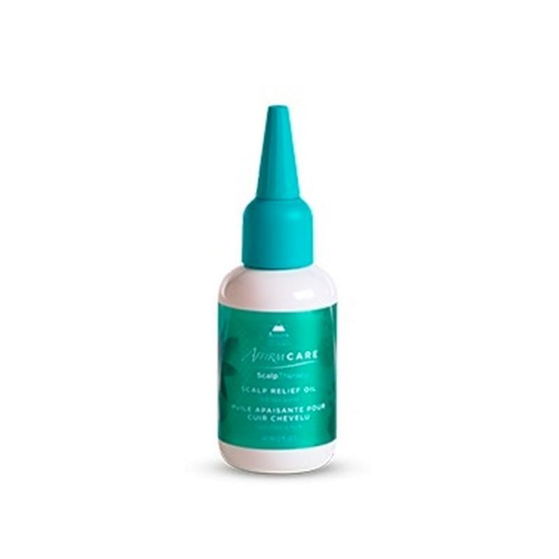 SÉRUM ANTI-DÉMANGEAISONS - RELIEF OIL  SCALP THERAPY - Mix Beauty : Expert de la beauté noire et métisse et aussi pour cheveux afro, crépus, frisés, bouclés