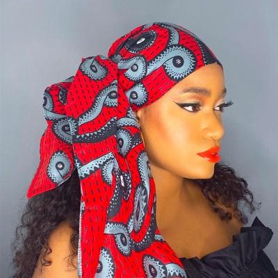 FOULARD WAX NÉNÉ - Mix Beauty : Expert de la beauté noire et métisse et aussi pour cheveux afro, crépus, frisés, bouclés