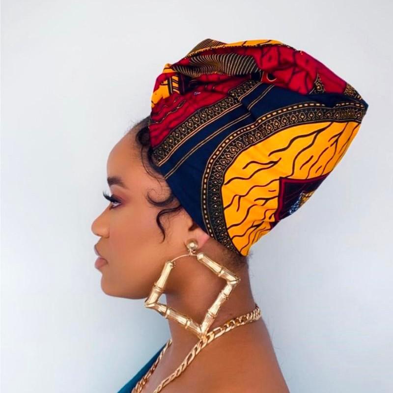 TURBAN WAX MAKEDA (AVEC FLEXIBLES) CRÉATION - Mix Beauty : Expert de la beauté noire et métisse et aussi pour cheveux afro, crépus, frisés, bouclés