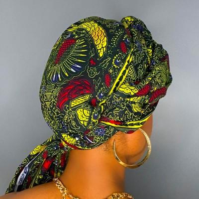 TURBAN WAX DIAMINATOU (AVEC FLEXIBLES) CRÉATION - Mix Beauty : Expert de la beauté noire et métisse et aussi pour cheveux afro, crépus, frisés, bouclés