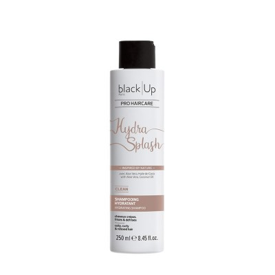 HYDRA SPLASH - SHAMPOOING HYDRATANT |PRO HAIRCARE - Mix Beauty : Expert de la beauté noire et métisse et aussi pour cheveux afro, crépus, frisés, bouclés