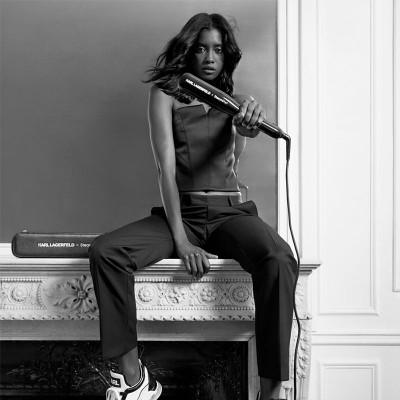 LISSEUR VAPEUR PROFESSIONNEL STEAMPOD 3.0 KARL LAGERFELD - Mix Beauty : Expert de la beauté noire et métisse et aussi pour cheveux afro, crépus, frisés, bouclés
