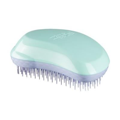 BROSSE DÉMÊLANTE CHEVEUX FIN & FRAGILES - HAIRBRUSH MINT VIOLET - Mix Beauty : Expert de la beauté noire et métisse et aussi pour cheveux afro, crépus, frisés, bouclés