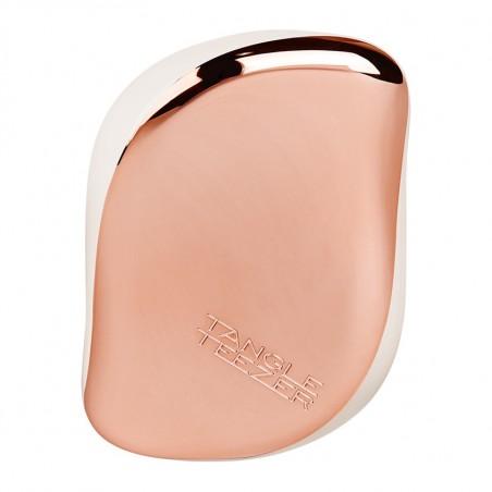 COMPACT STYLER - BROSSE DEMELANTE COMPACT rose gold cream 2
