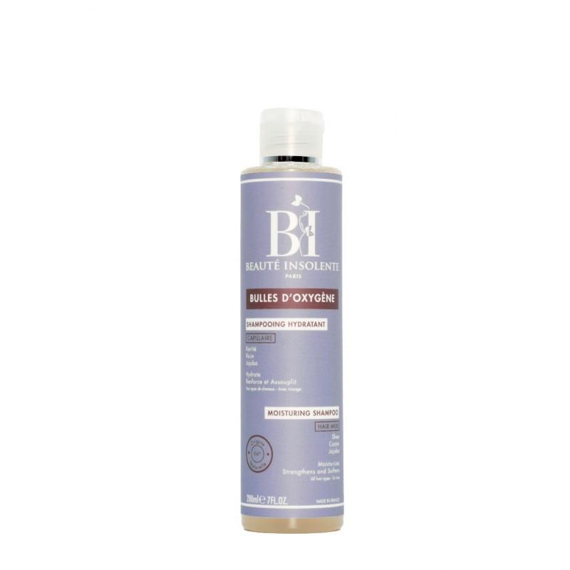 BULLES D'OXYGÈNES - SHAMPOOING HYDRATANT - Mix Beauty : Expert de la beauté noire et métisse et aussi pour cheveux afro, crépus, frisés, bouclés