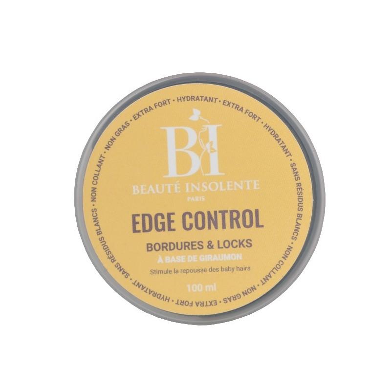 EDGE CONTROL - GEL BORDURE HYDRATANT - Mix Beauty : Expert de la beauté noire et métisse et aussi pour cheveux afro, crépus, frisés, bouclés