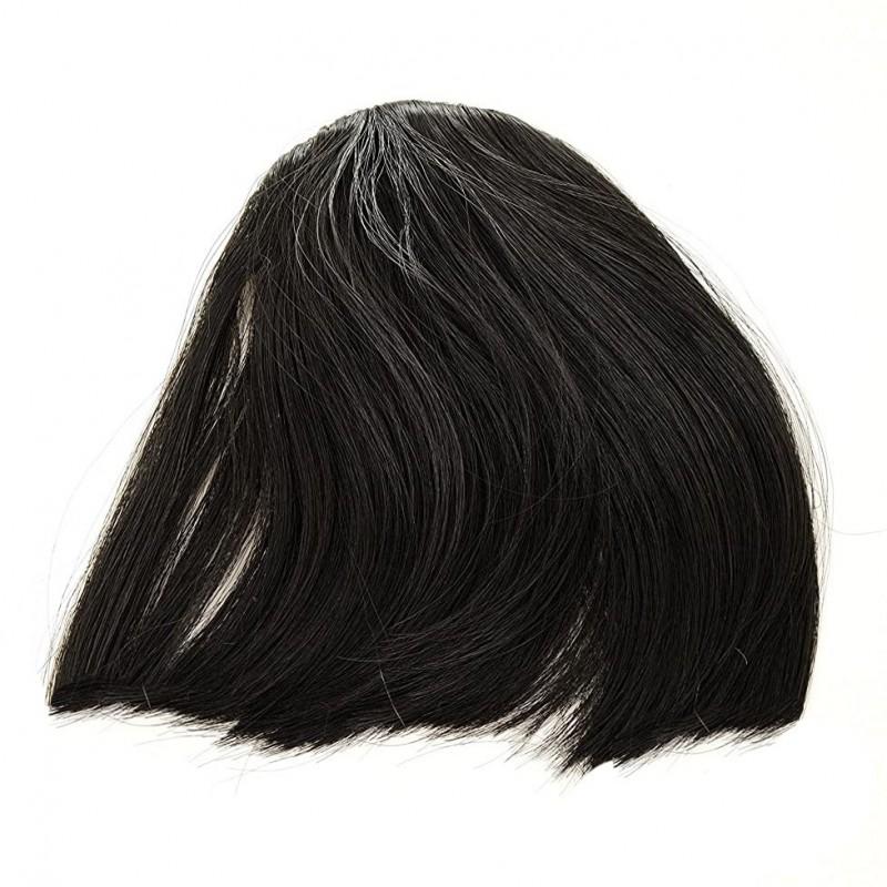 FRANGE DROITE 100% CHEVEUX NATURELS (REMY HAIR) - Mix Beauty : Expert de la beauté noire et métisse et aussi pour cheveux afro, crépus, frisés, bouclés