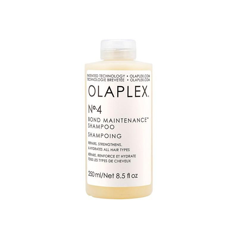 OLAPLEX SHAMPOING BOND MAINT. N°4 - Mix Beauty : Expert de la beauté noire et métisse et aussi pour cheveux afro, crépus, frisés, bouclés