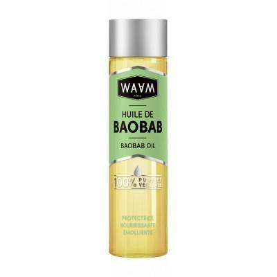 HUILE DE BAOBAB 100ML - Mix Beauty : Expert de la beauté noire et métisse et aussi pour cheveux afro, crépus, frisés, bouclés