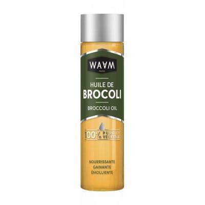 HUILE DE BROCOLI BIO 100ML - Mix Beauty : Expert de la beauté noire et métisse et aussi pour cheveux afro, crépus, frisés, bouclés