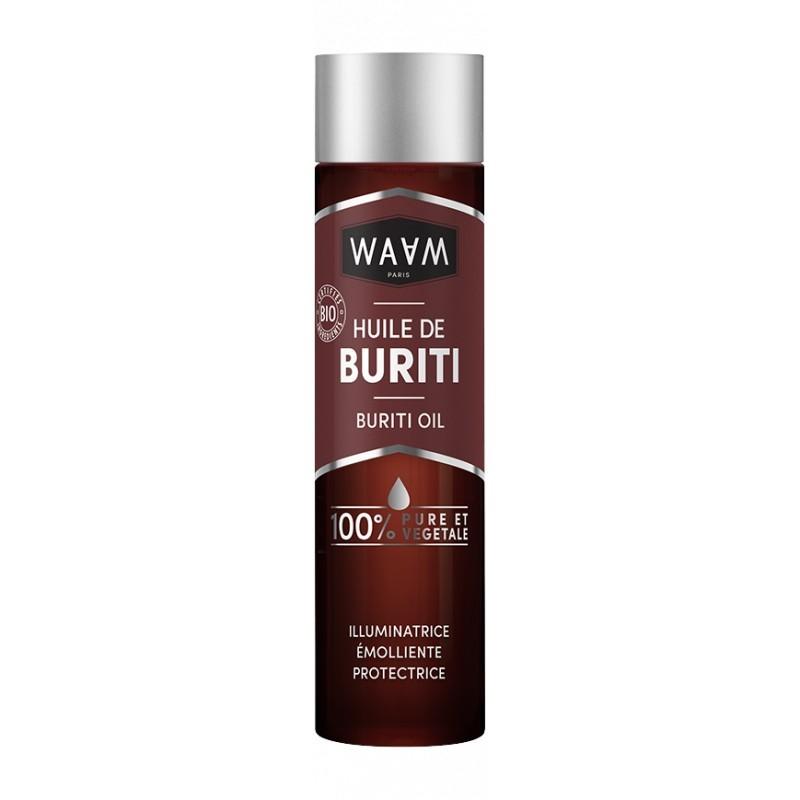 HUILE DE BURITI 100ML - Mix Beauty : Expert de la beauté noire et métisse et aussi pour cheveux afro, crépus, frisés, bouclés