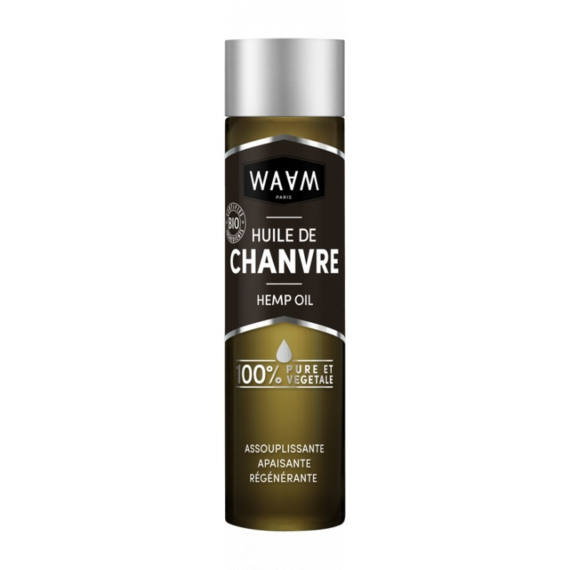 HUILE DE CHANVRE 100ML - Mix Beauty : Expert de la beauté noire et métisse et aussi pour cheveux afro, crépus, frisés, bouclés