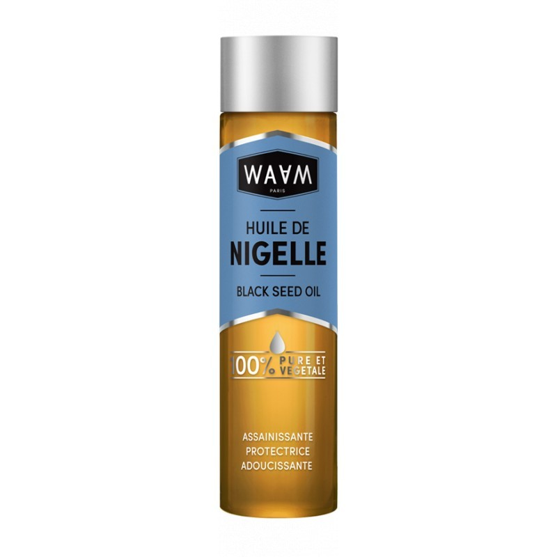 HUILE DE NIGELLE 100ML - Mix Beauty : Expert de la beauté noire et métisse et aussi pour cheveux afro, crépus, frisés, bouclés