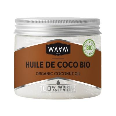 HUILE DE NOIX DE COCO BIO 350G - Mix Beauty : Expert de la beauté noire et métisse et aussi pour cheveux afro, crépus, frisés, bouclés