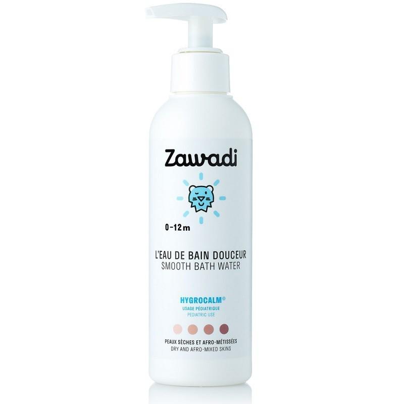 ZAWADI EAU DE BAIN 200ML - Mix Beauty : Expert de la beauté noire et métisse et aussi pour cheveux afro, crépus, frisés, bouclés