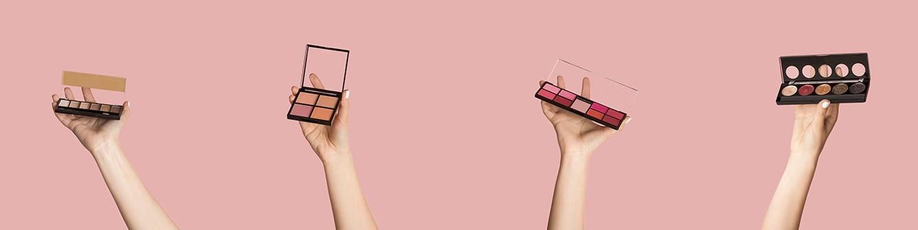 Palettes & Coffrets de MAQUILLAGE| Palette maquillage | Mix Beauty Paris