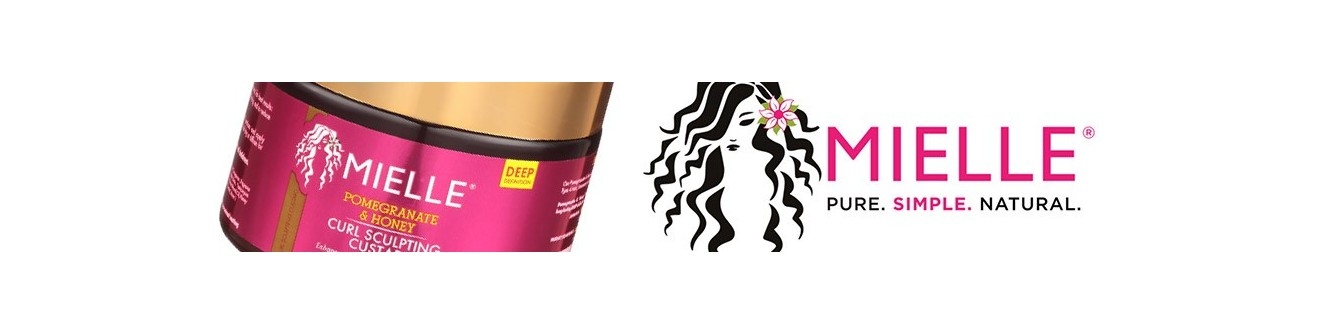 MIELLE ORGANIC | Soins Cheveux Naturels| Mix Beauty Paris