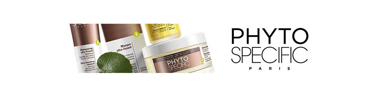 PHYTO SPECIFIC  Soins Cheveux Frisés & Crépus  Mix Beauty
