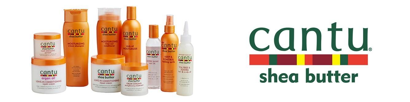 CANTU - Gamme Capillaire Cheveux Afros & Bouclés Mix Beauty