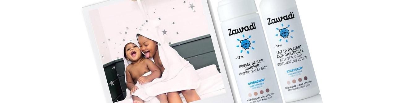ZAWADI| 12 Mois Et +| Mix Beauty Paris