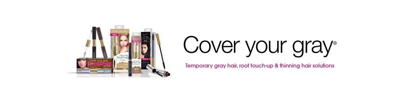 COVER YOUR GRAY   Produits De Coloration Capillaires