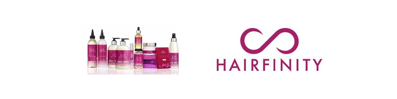 HAIRFINITY  Gamme Croissance Capillaire  Mix Beauty Paris