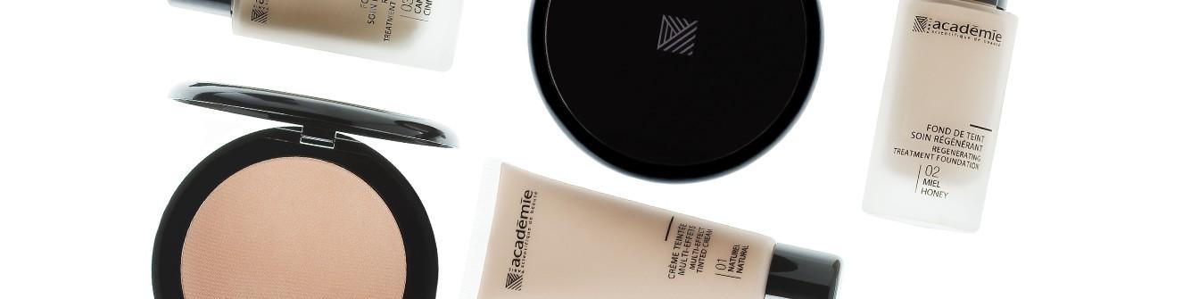 ACADEMIE SCIENTIFIQUE DE BEAUTE  Maquillage & Teint  Mix Beauty Paris