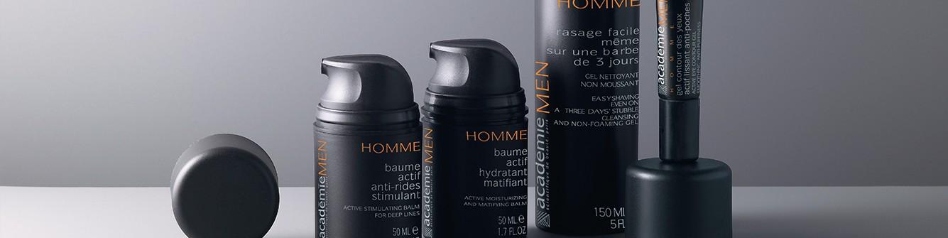 ACADEMIE SCIENTIFIQUE DE BEAUTE  Homme   Mix Beauty Paris
