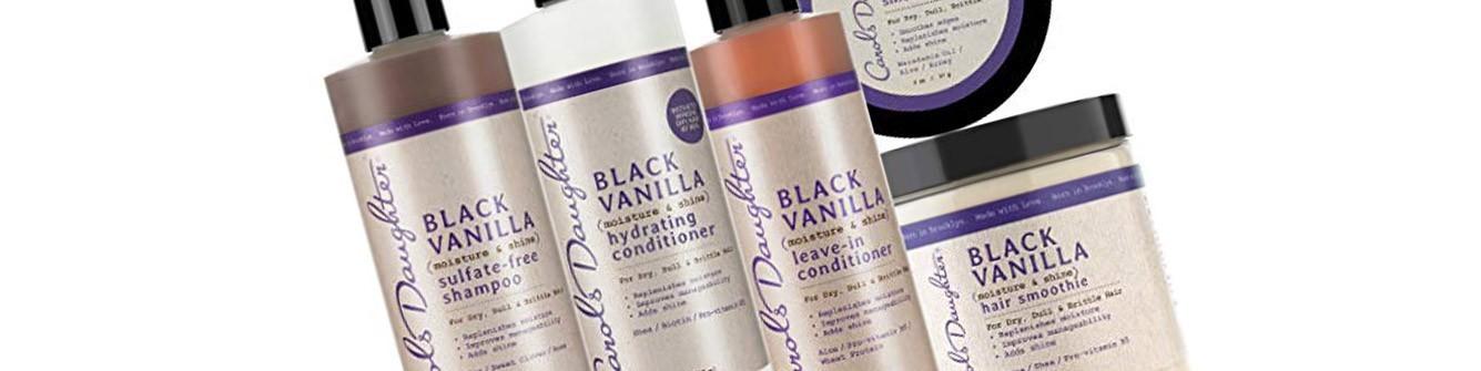 CAROL'S DAUGHTER | Black Vanilla| Mix Beauty Paris