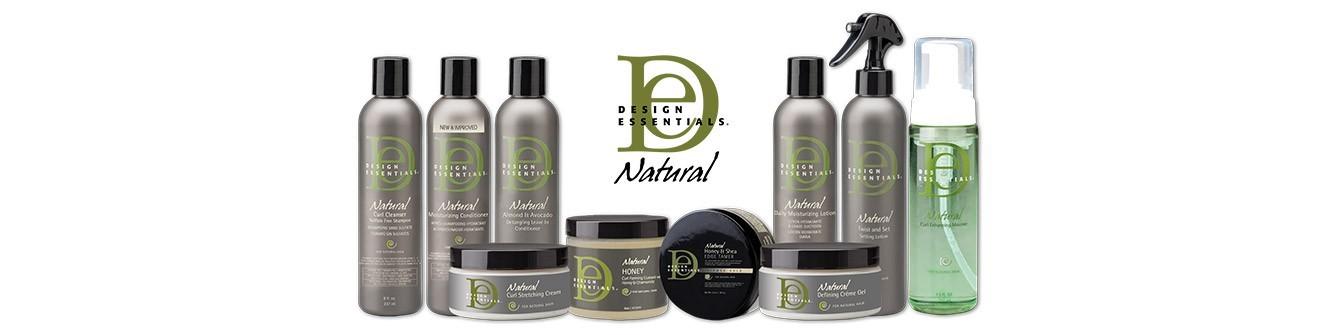 DESIGN ESSENTIAL'S  Almond & Avocado  Mix Beauty Paris