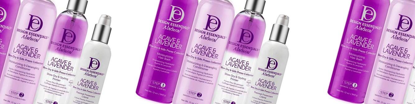 DESIGN ESSENTIAL'S  Agave & Lavander  Mix Beauty Paris