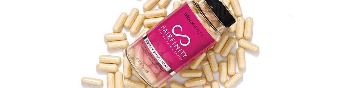 HAIRFINITY| Vitamines Capillaires| Mix Beauty Paris