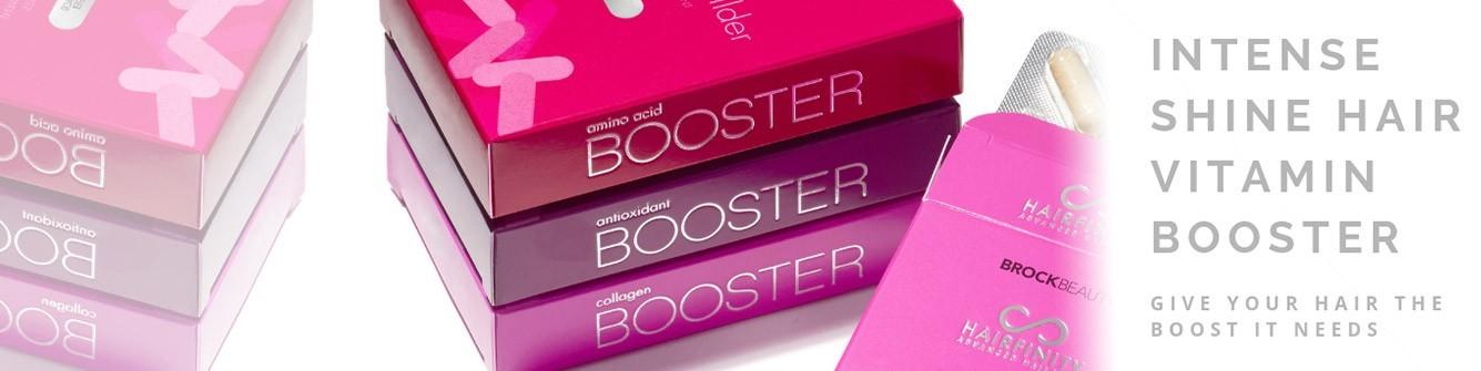 HAIRFINITY  Hair Vitamin Booster  Mix Beauty Paris